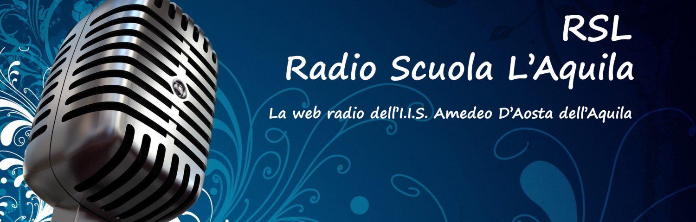 Blog di RSL Radio Scuola L'Aquila